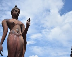 Ayutthaya and Sukhothai - August 24th to 26th 2016