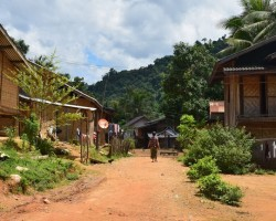 North Laos - September 10th to 14th 2016