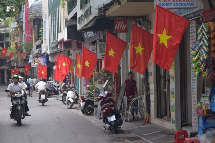 Hanoi - September 26th to October 2nd 2016