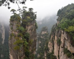 Zhangjiajie - October 23rd to 26th 2016