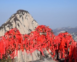 Mount Hua and back - November 15th to 18th 2016