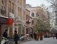 Kashgar - November 21st to 23rd 2016