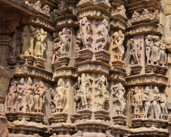 Khajuraho - February 9th to 10th 2017