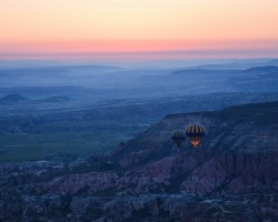 Cappadocia - Land of fairies